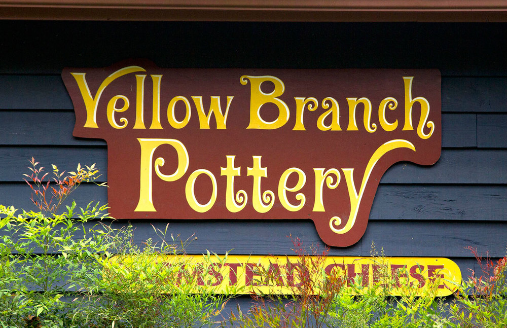 Yellow Branch Pottery and Cheese