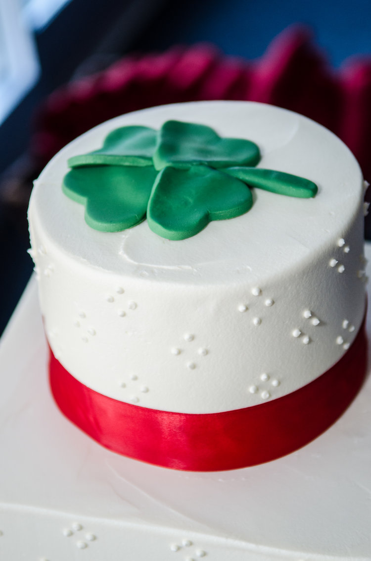 St. Patrick\'s Day Inspiration for Green Wedding Themes — BonaManzee