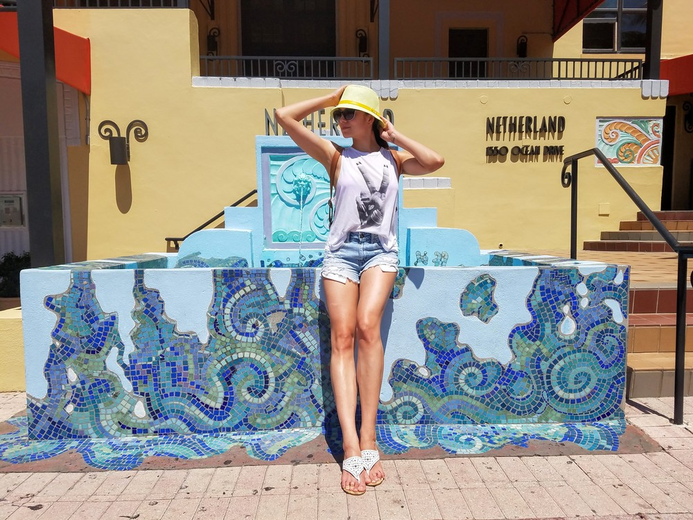 Miami vacation traveler blogger ootd fashion style lifestyle LifeOfArdor
