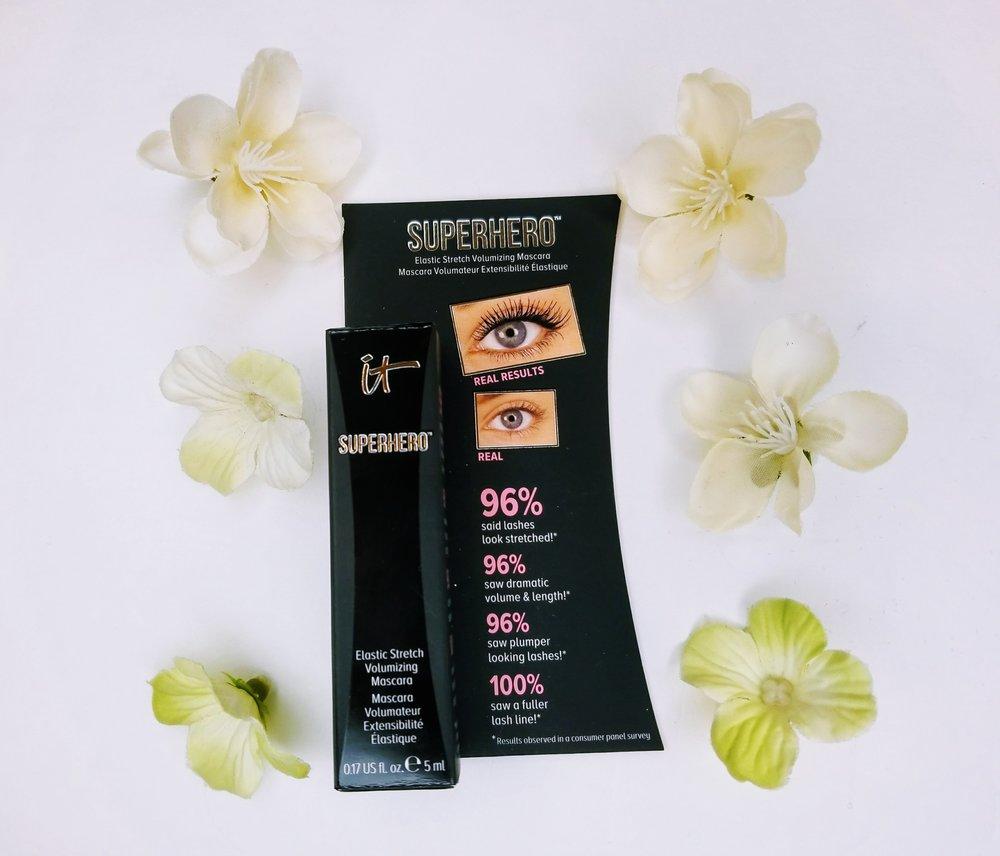 A photo of It Cosmetics Mascara.