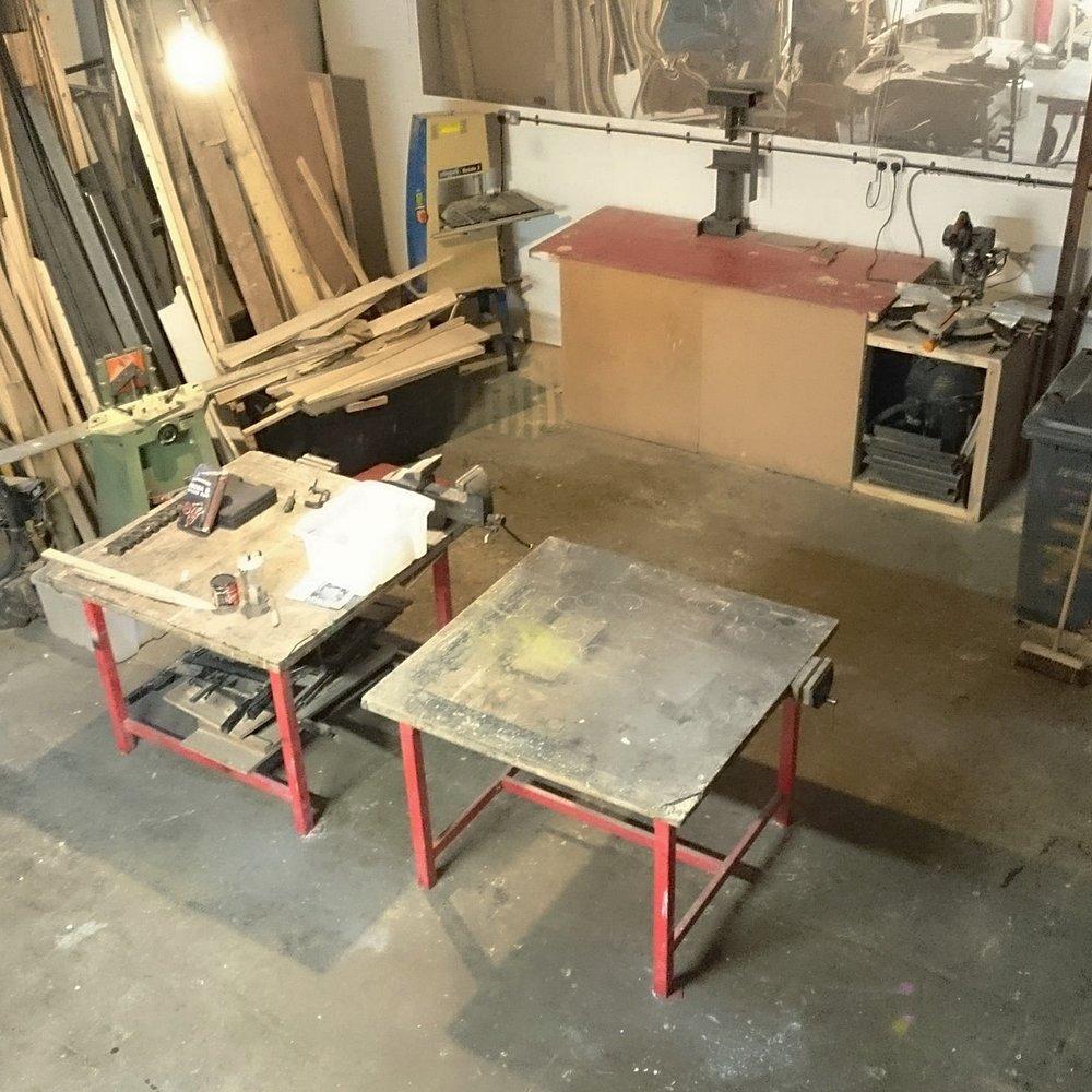The Studio Moger Workshop