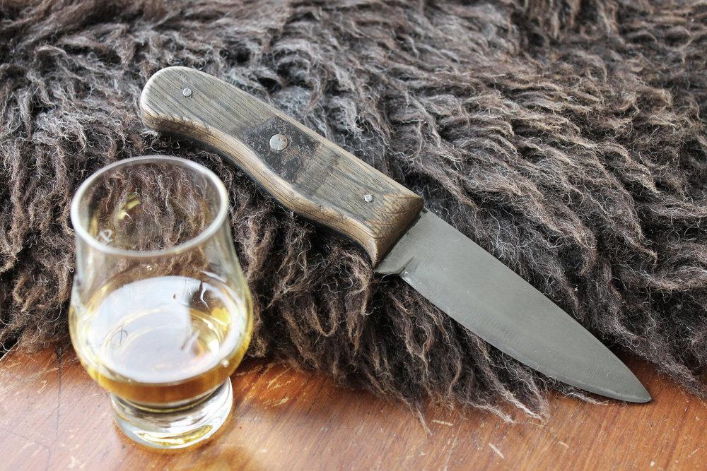 Islay Barrel Knife