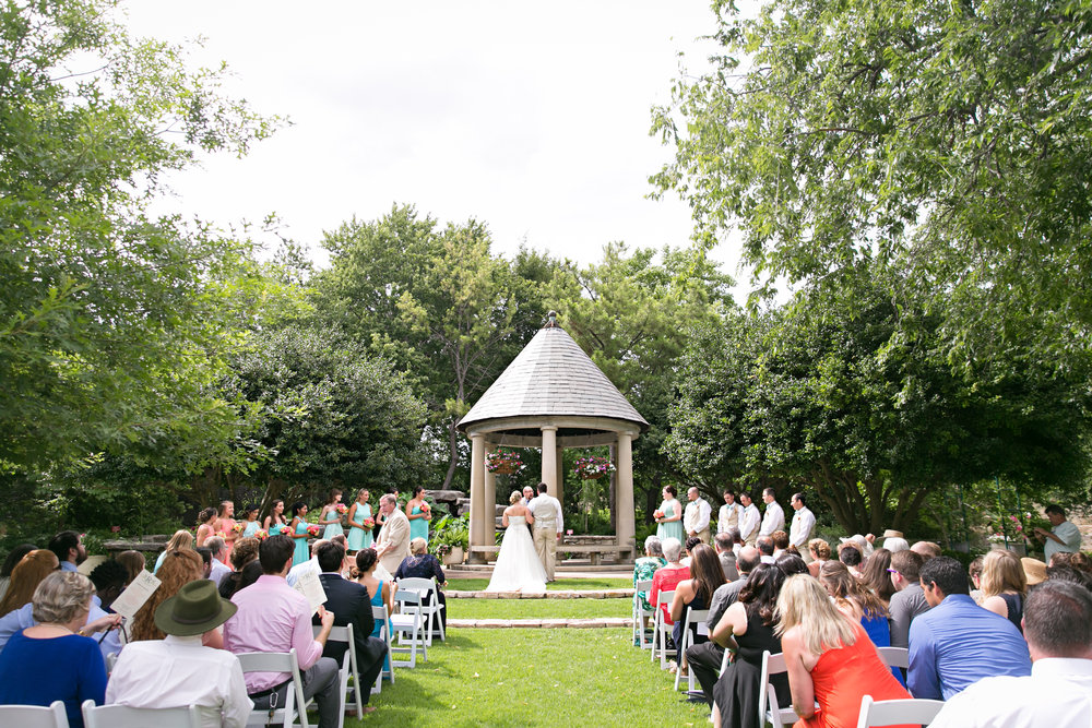 Outdoor venues fort worth botanic garden Fort worth botanical gardens wedding