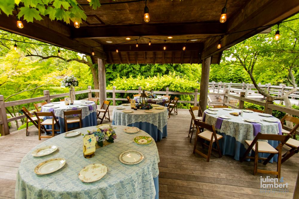 Outdoor Venues — Fort Worth Botanic Garden