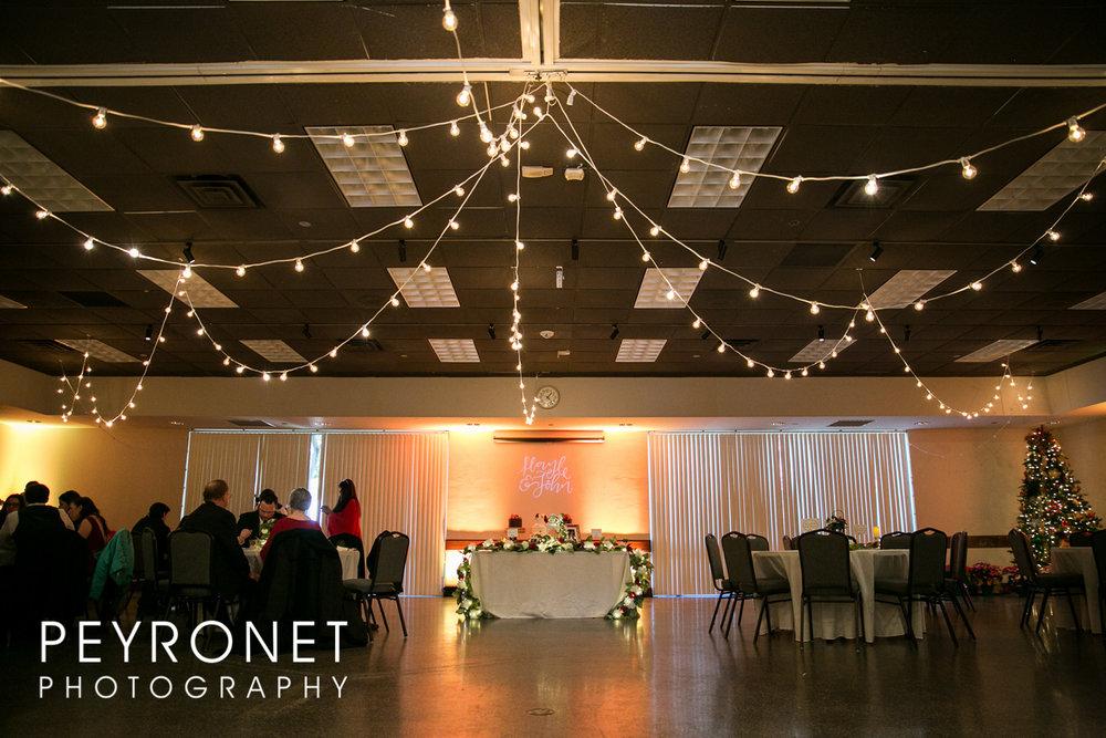 indoor venues fort worth botanic garden