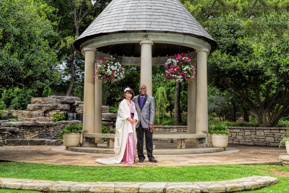 The Fuller Garden, photo by Julien and Lambert Photography