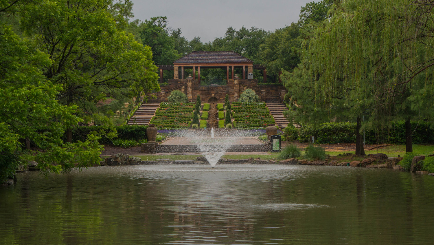 Gardens & Collections — Fort Worth Botanic Garden