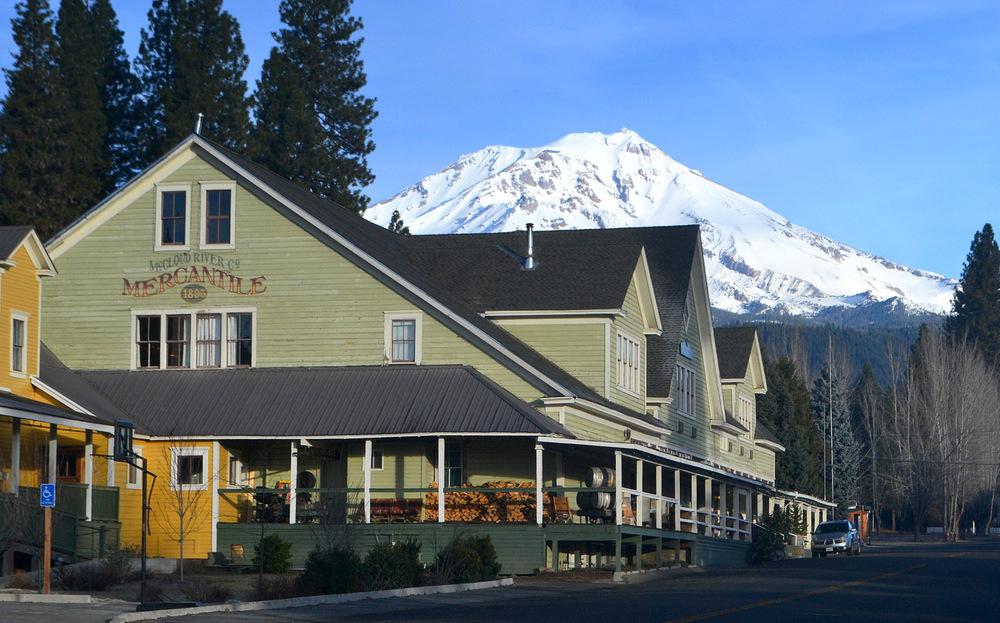 McCloud Main Street
