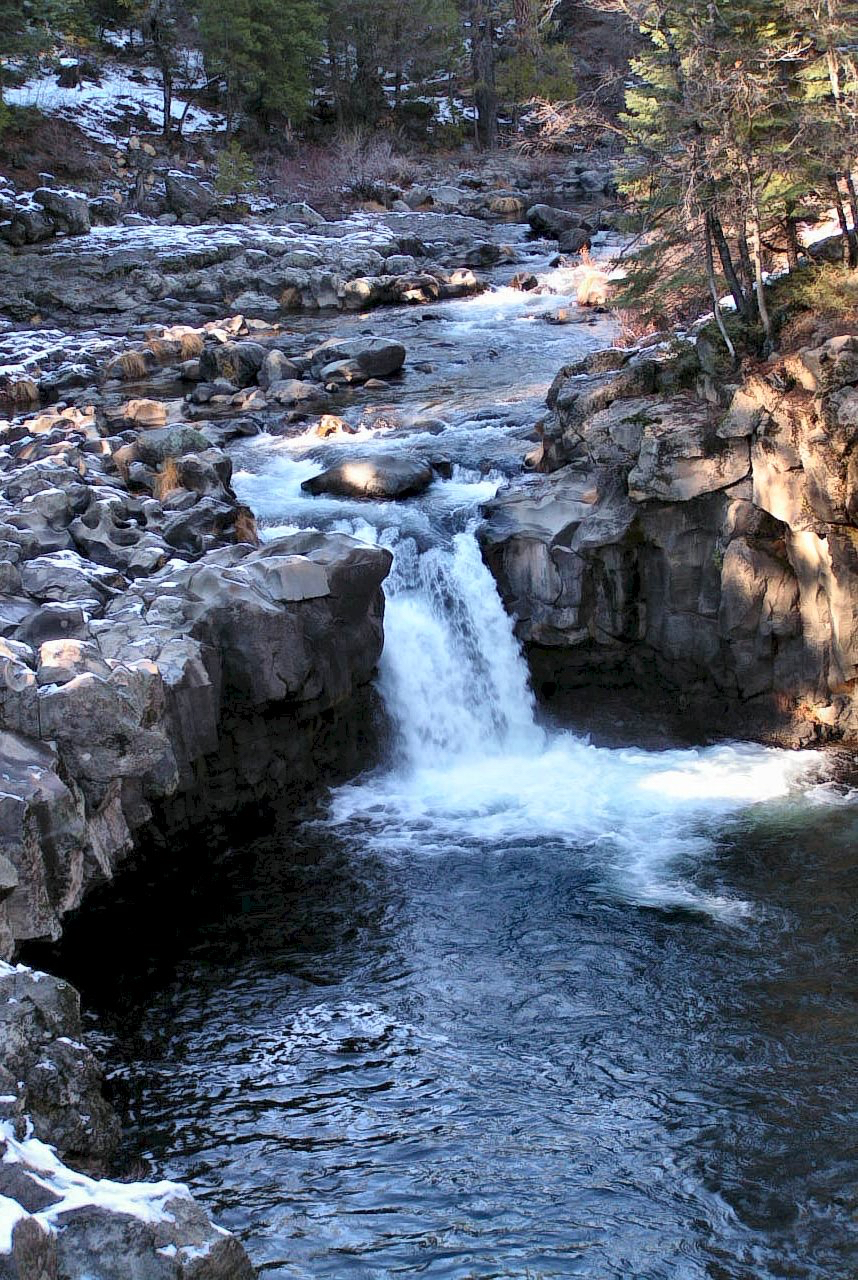 McCloud River Lower Falls