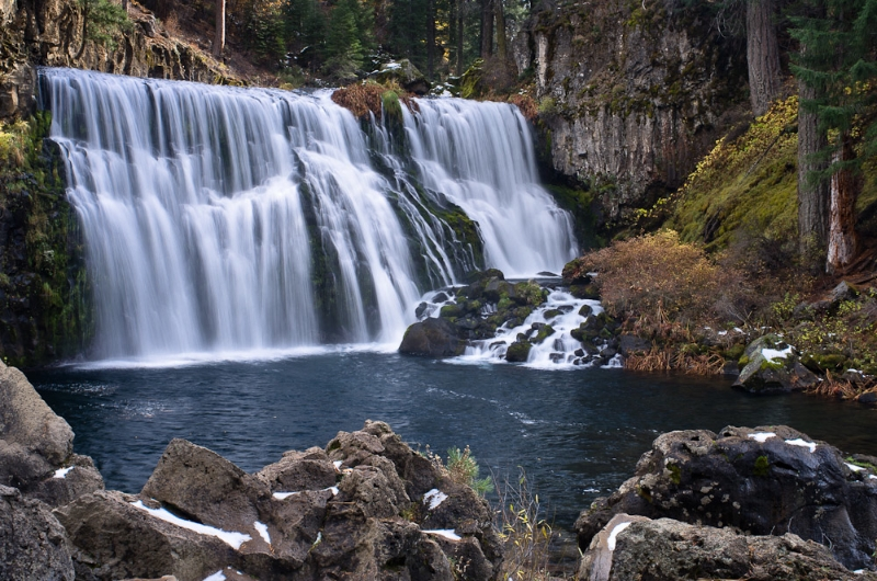 Beauty surrounds this place    More to Offer    Waterfalls & Miles of Trails