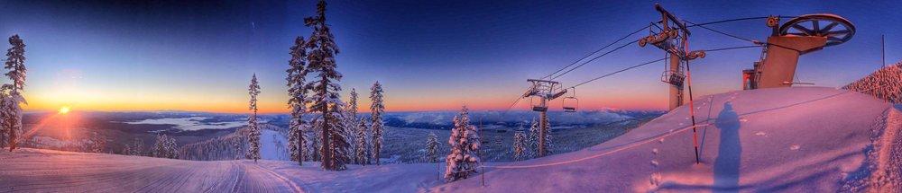Photo: Mount Shasta Ski Park
