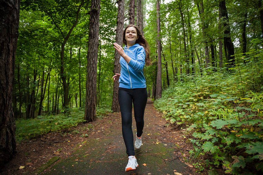Youths Can Achieve Good Running Form With These Tips