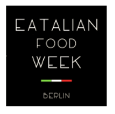 Eatalian Food Week, 2016
