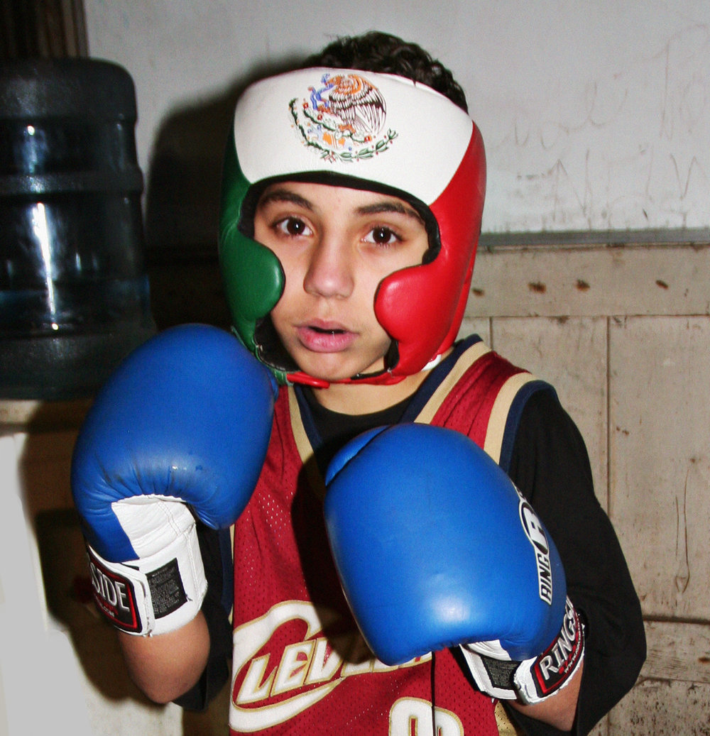 South Park Boxing