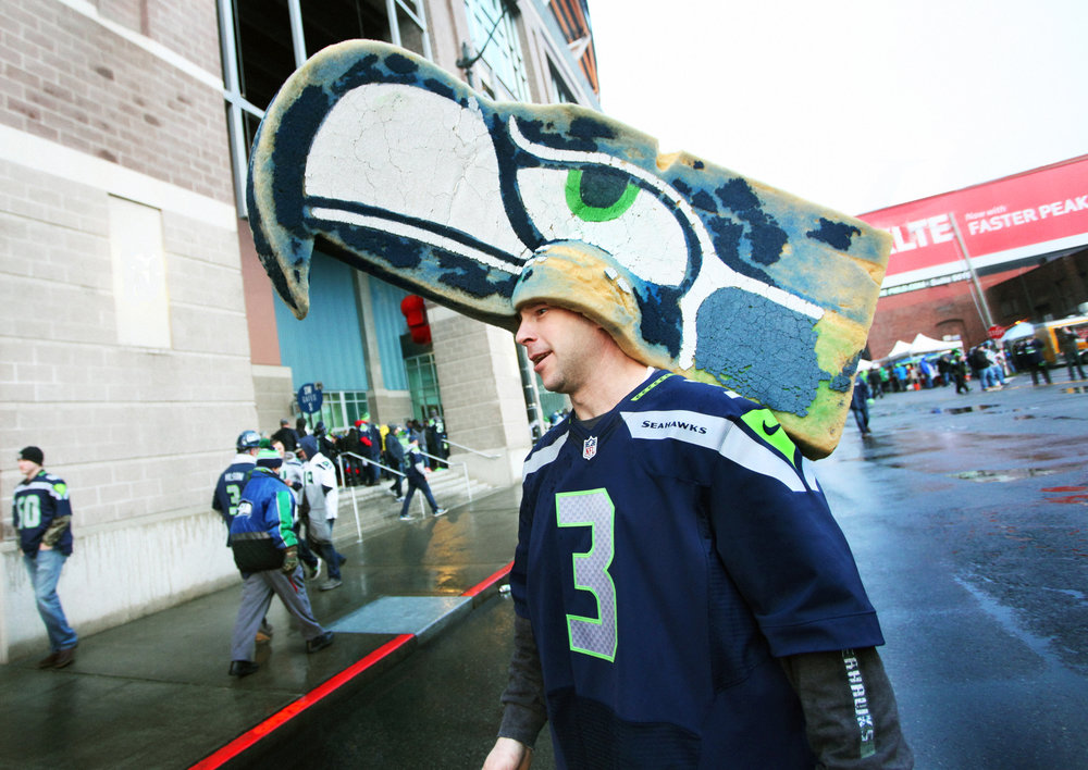 See more Seattle Seahawks fans after the >>>   2015 NFC Championship Game