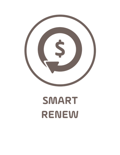 SMART RENEW Automated RUC & Registration purchasing