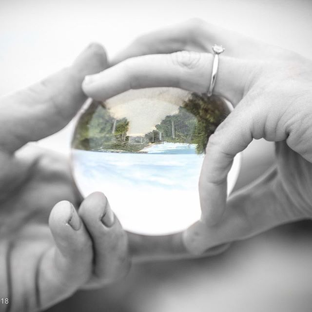 When two worlds prepare to become one... ❤️❤️❤️ #wedding #lensball @lensball #love #prewedding #hpphotography #hpphotographyau
