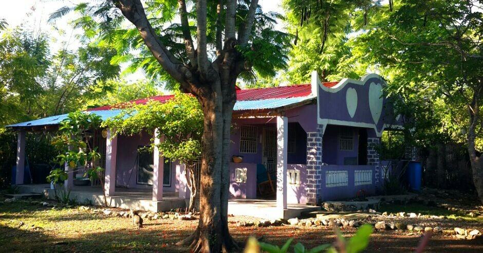 Raquel's home in Dezam. Raquel Conde
