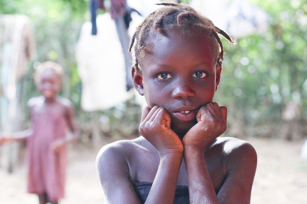 Chislan Delawouj. La Chapelle, Haiti. Photo/Annalee Giesbrecht
