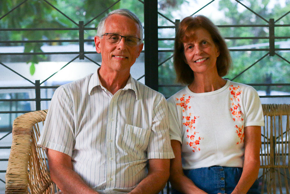 Bob and Rose Love return to Haiti where they first met while serving with MCC in the 1970s.