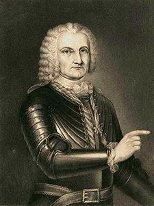 Illustration of Jean-Baptiste Le Moyne, Sieur de Bienville