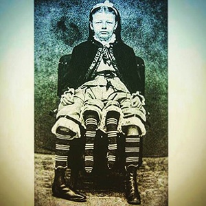 Photograph of Josephene Myrtle Corbin of Blount County, Alabama