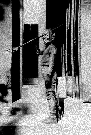 Halloween, 1950