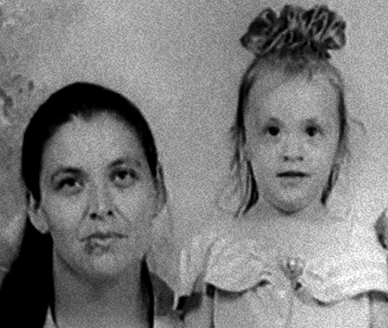 Melinda Brown, pictured here with her daughter, passed away on Aug. 6th, 1995