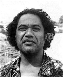 Photograph of the late Paulo Sulu`ape