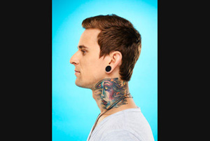 "promotional photo of London for ""Best Ink"""