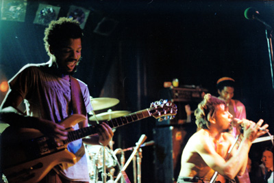 Bad Brains performing circa 1980's