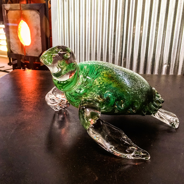 Glasswork by Kerry Parks