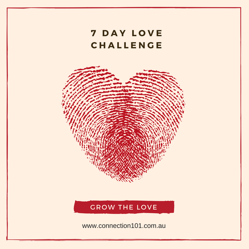Join the Love Challenge Today