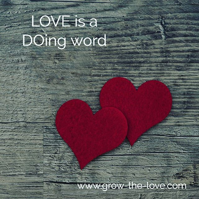 Love is a doing word!  Get doing in June and GROW the LOVE in your relationship. Last Chance to join in. Hit the link in the bio and click the big red box on my home page!  #growthelove #relationships #love #connection101