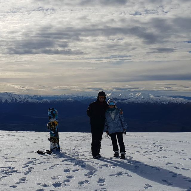 Risked life and limb to get here! But the view was worth the stack! #mthuttsummit  #beauty #mthutt