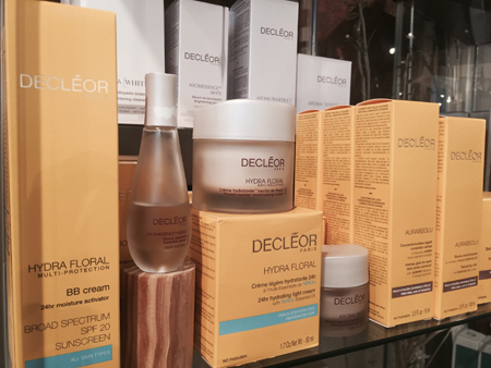Copy of Decleor Skin Care