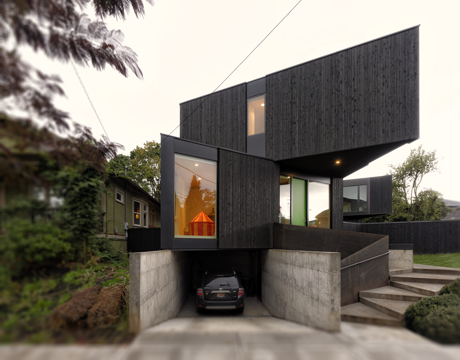 architecture design homes. HOMB  Taft House Skylab Architecture