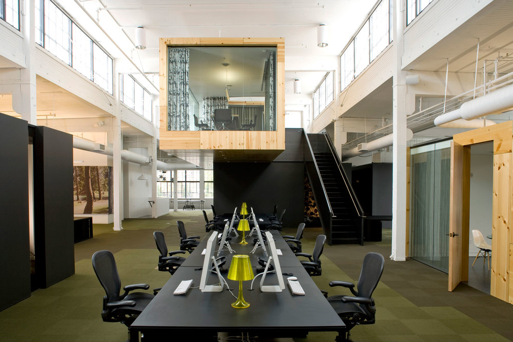 Modern Architecture Office skylab architecture