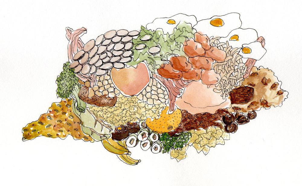 Food Pile