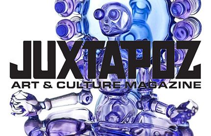 Juxtapoz Magazine - October 8, 2016