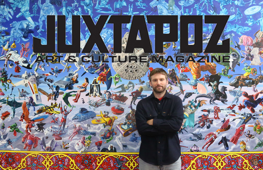 Juxtapoz Magazine - July 21, 2016
