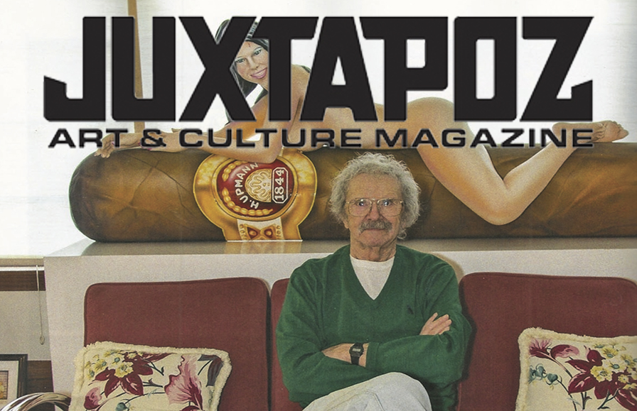 Juxtapoz Magazine - March 2017