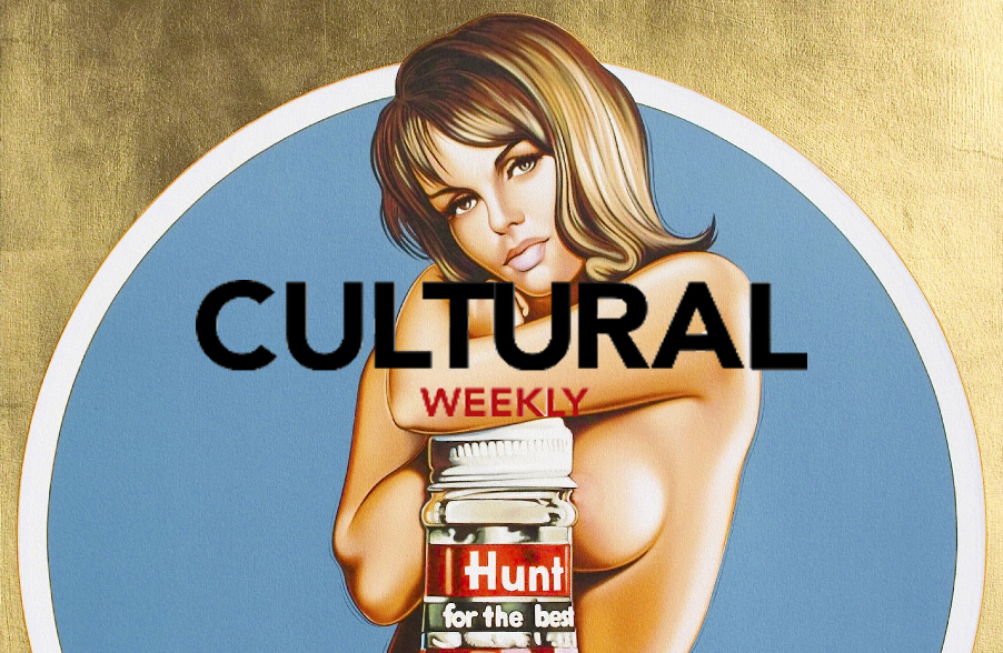 Cultural Weekly - March 2017