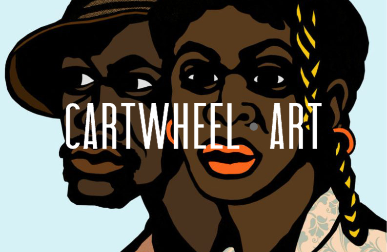 Cartwheel Art - April 6, 2017