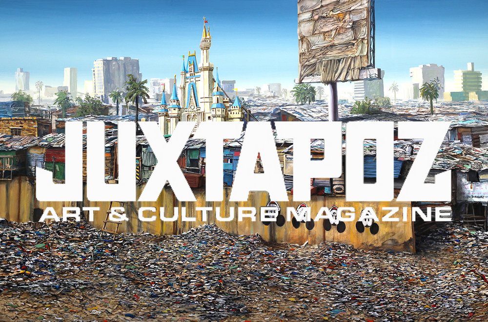 Juxtapoz Magazine - May 27, 2017