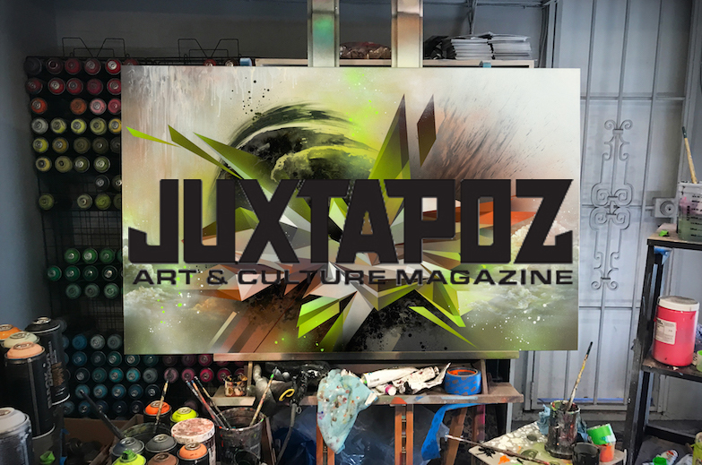 Juxtapoz Magazine - July 13, 2017