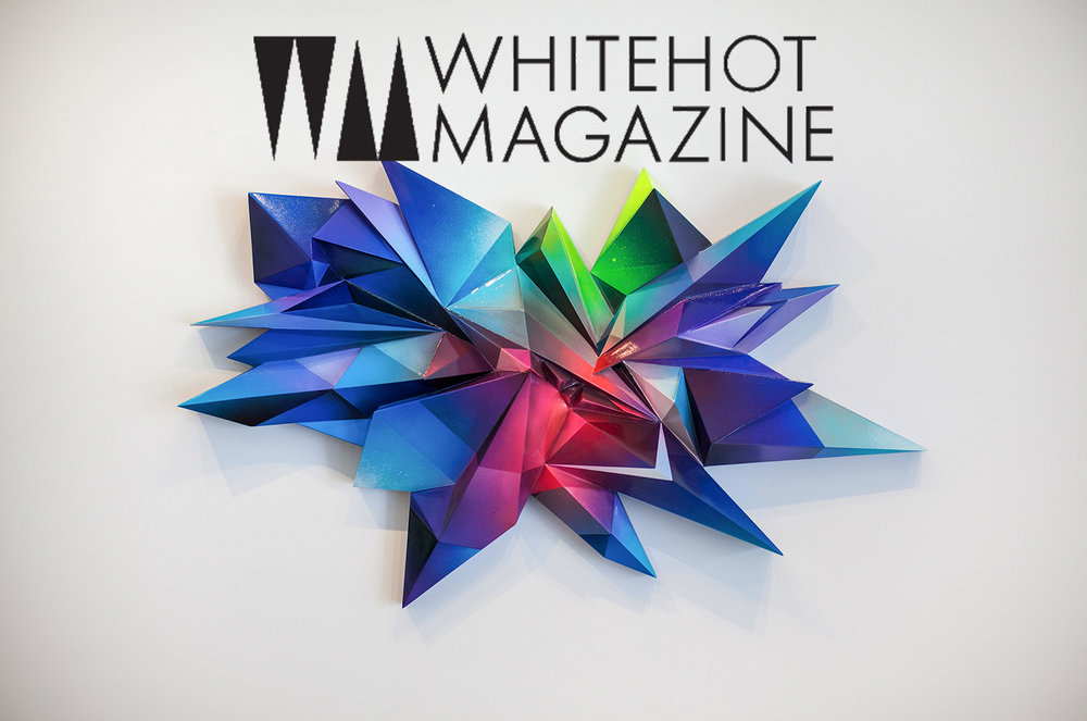 Whitehot Magazine - July, 2017