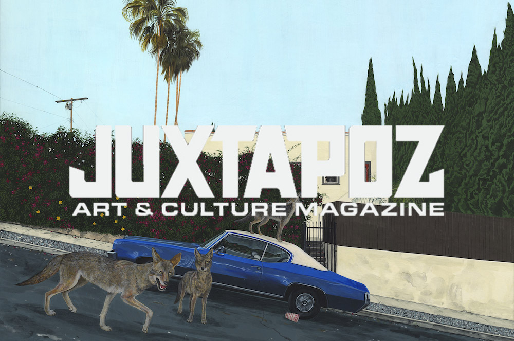 Juxtapoz Magazine - September 2, 2017
