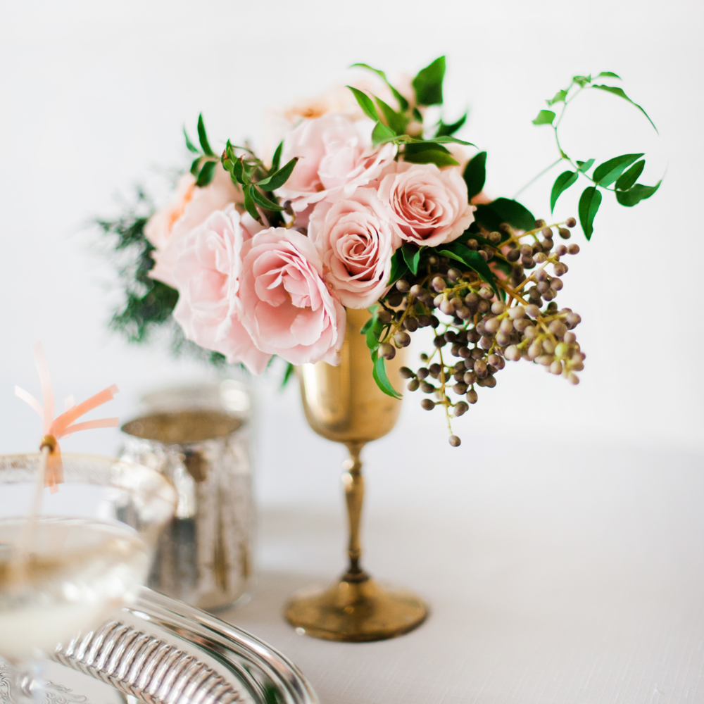 ECLECTIC GLAM STYLED SHOOT
