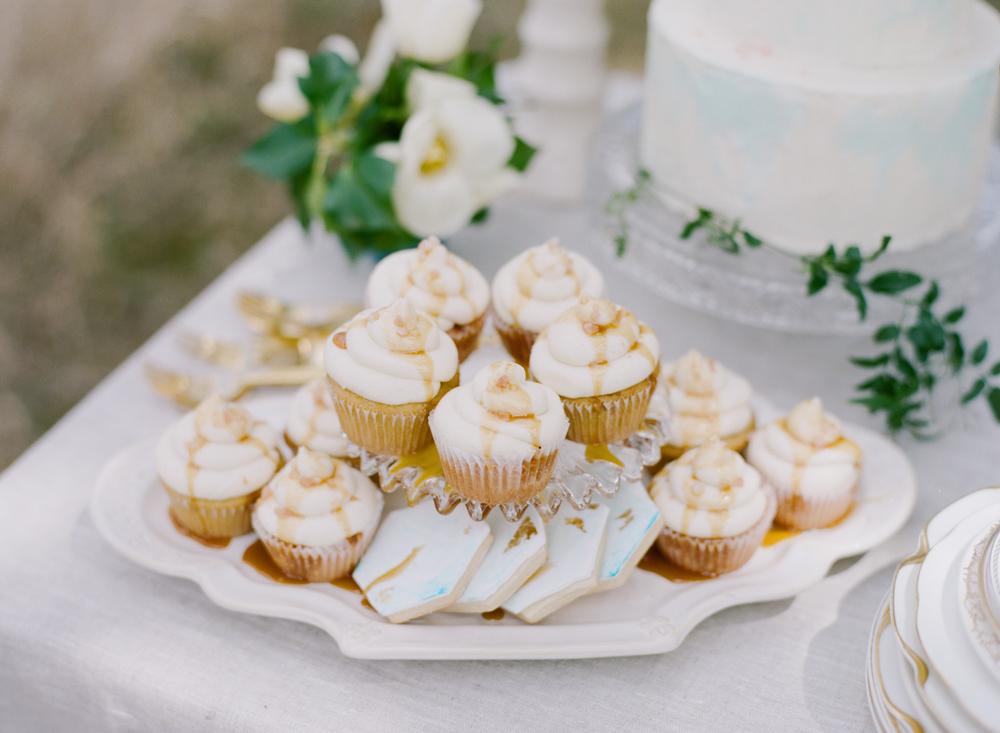 Big Love Wedding Design, sweets tables, geometric cookie, Toronto Vow Renewal